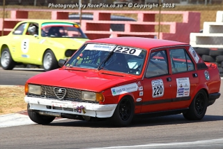 SA Mechanical Seals Alfa Trofeo - 2013-08-09