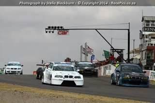BMW CCG Club Racing Series - 2014-08-09