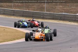 Hankook Formula Vee - 2018-08-18