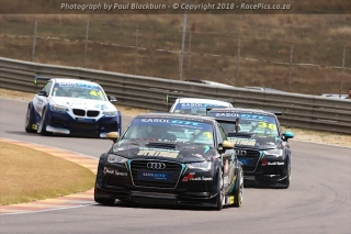 Sasol Global Touring Cars - 2018-08-18