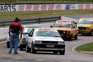 Charlies SuperSpar Historic Pursuit Racing - 2018-11-03