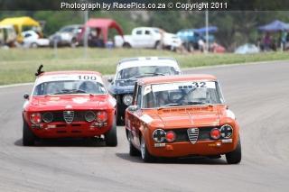 AGIP Alfa Trofeo and Team Cobra