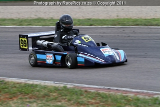 AVL Africa Logisticor 250 Superkarts - 2011-11-19
