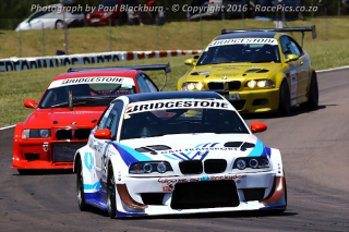 Bridgestone BMW Club Racing Series - 2016-03-05