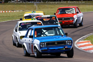 Trofeo Challenge and Midvaal Historics - 2016-03-05
