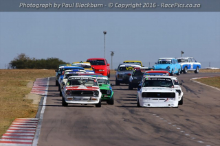 Trofeo Challenge and Midvaal Historics - 2016-07-16