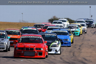 Bridgestone BMW Club Racing Series - 2016-07-16