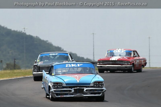 SKF Pre-1966 Legends of the 9 Hour Production Cars - 2015-01-31