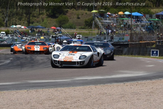 Castrol Pre-1966/68 SA TT Le Mans Sebring Sports & GT - 2016-01-30