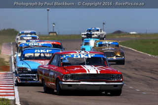 SKF Pre-1966 Legends of the 9 Hour Production Cars - 2016-01-30
