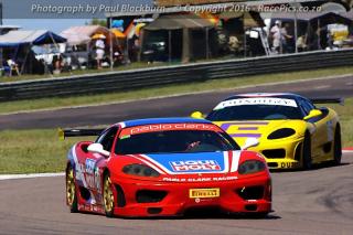 Pablo Clark Ferrari Challenge Demo - 2016-01-30