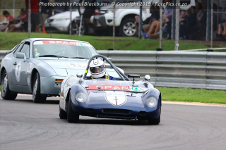 Charlies SuperSpar Historic Pursuit Racing - 2019-02-02
