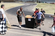 Round Table Bed Race - 2011