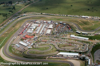Zwartkops from the Air