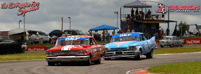 15th Historic Passion for Speed Festival to be the biggest yet