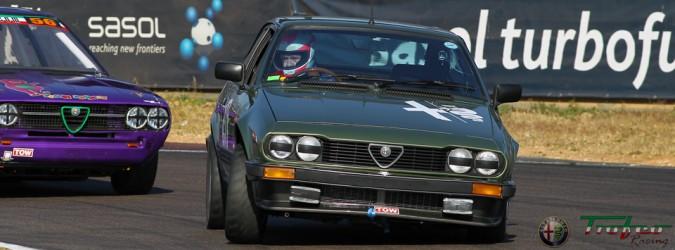 Pre Race: Alfa Trofeo Racing - Round 5 - 26 July 2015 - Zwartkops Raceway