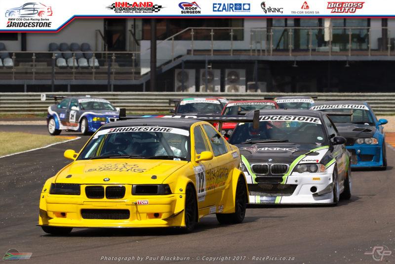 Bridgestone BMW Club Racing Series - Paulo Loureiro