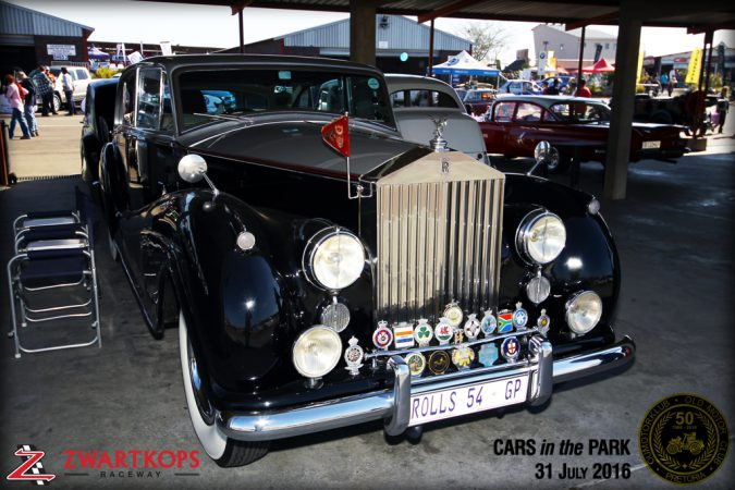 Cars in the Park 2016