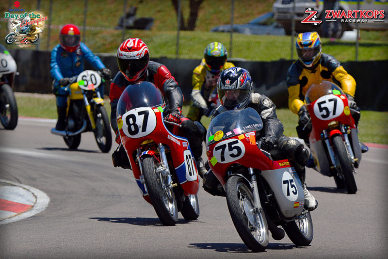 Historic Motorcycle Group