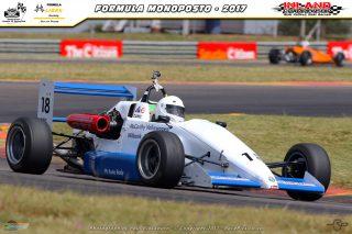 Formula Monoposto - Carel van Heerden