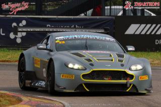 G & H Transport Extreme Supercars - Charl Arangies (Aston Martin Vantage GT3)