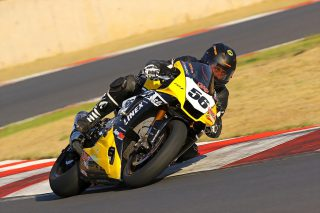 Gareth Davidson (Linex Yamaha R1) could fight for podium places in the Dunlop Thunderbike races, with the category expected to produce the event's quickest lap times