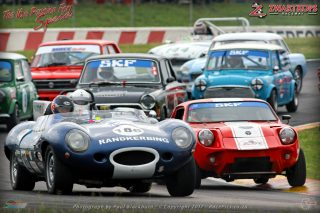 The events for Pre-1966 Little Giants should see a wide variety of cars take to the tarmac