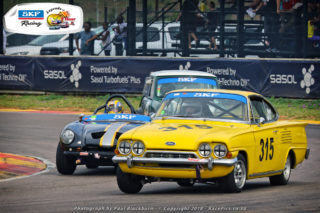 A varied entry for SKF Pre-1966 Little Giants will include the Ford Consul 315 of lady racer Mel Spurr