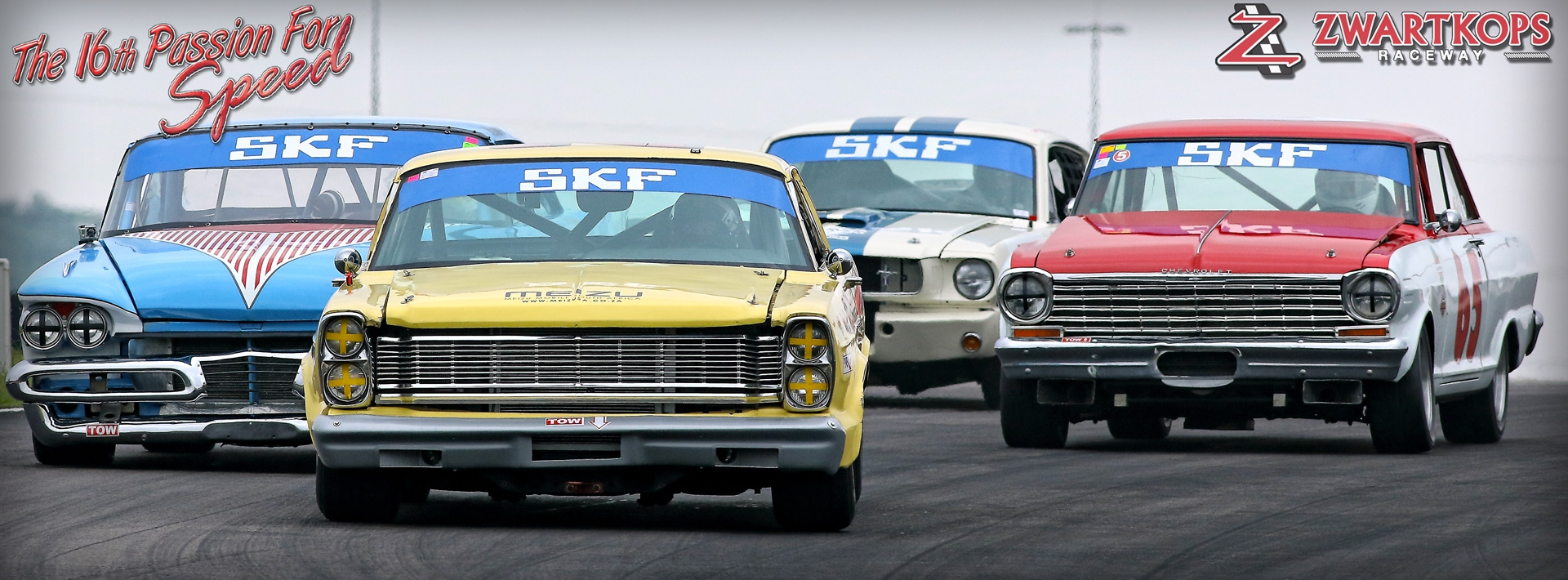 Historic Racing entertains large Zwartkops crowd - Passion for Speed 2017