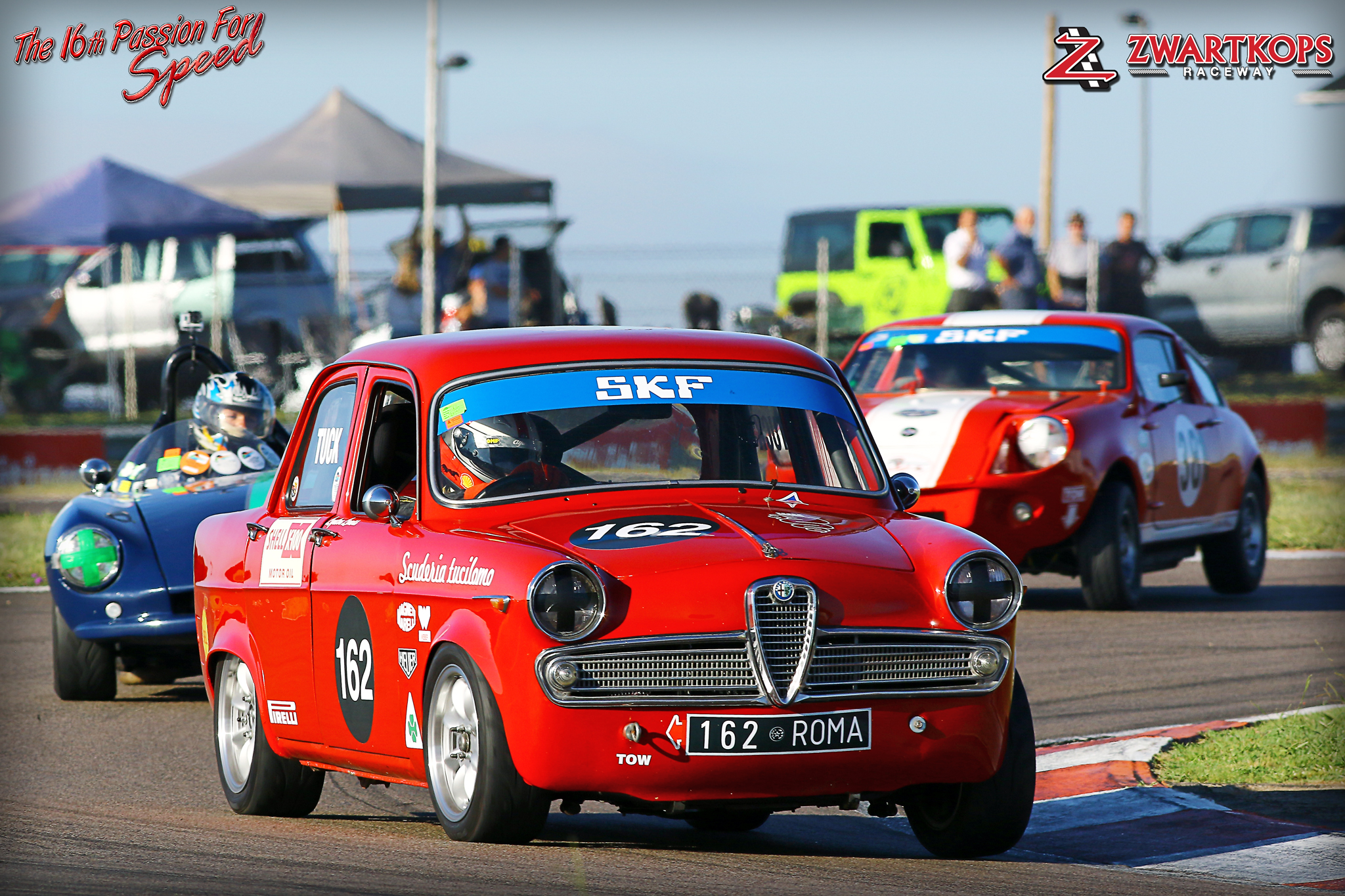 Historic Racing Extravaganza To Kick Off South Africa S