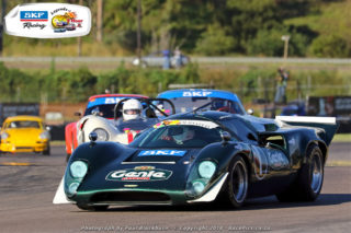 Larry Wilford (Lola T70)