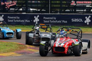 Leet Racing Lotus Challenge - Jeffrey Kruger (Lotus Seven)