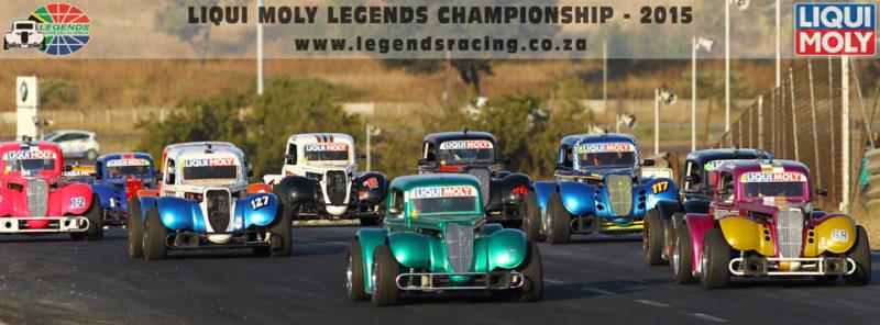 Liqui Moly Legends Championship - Round 6 - Zwartkops Raceway