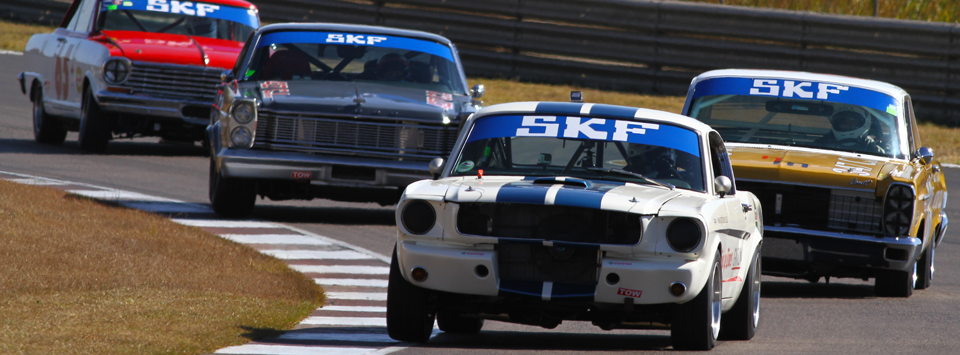 Brilliant Historic Car Racing at Zwartkops - 6 June 2015
