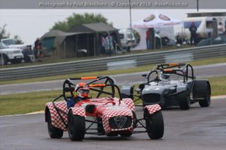 Leet Racing Lotus Challenge - Photograph by Paul Blackburn