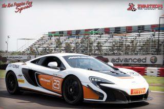 McLaren 650s GT