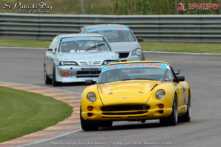 Neil Lobb (TVR Chimeara) - Car Care Clinic 111 Sports and Saloons