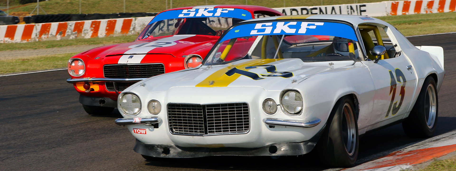 Nostalgia is big winner at Zwartkops Raceway - Historic Tour - 9 April 2016