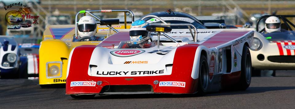Exciting Historic car racing at Zwartkops - Saturday 19 September
