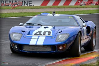 Peter Bailey (Ford GT40) won the 45-minute Castrol Tourist Trophy race for Pre-1966 Le Mans cars