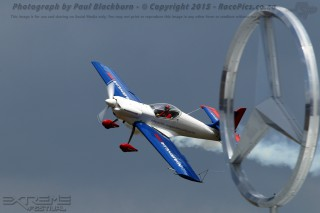 Aerobatic Display by Andrew Blackwood-Murray