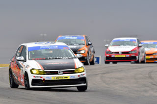 Keegan Campos (Campos Transport Polo) took his maiden Engen Polo Cup victory at Zwartkops on Saturday - Picture by David Ledbitter