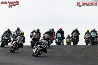 The 9th South African TT Revival Series