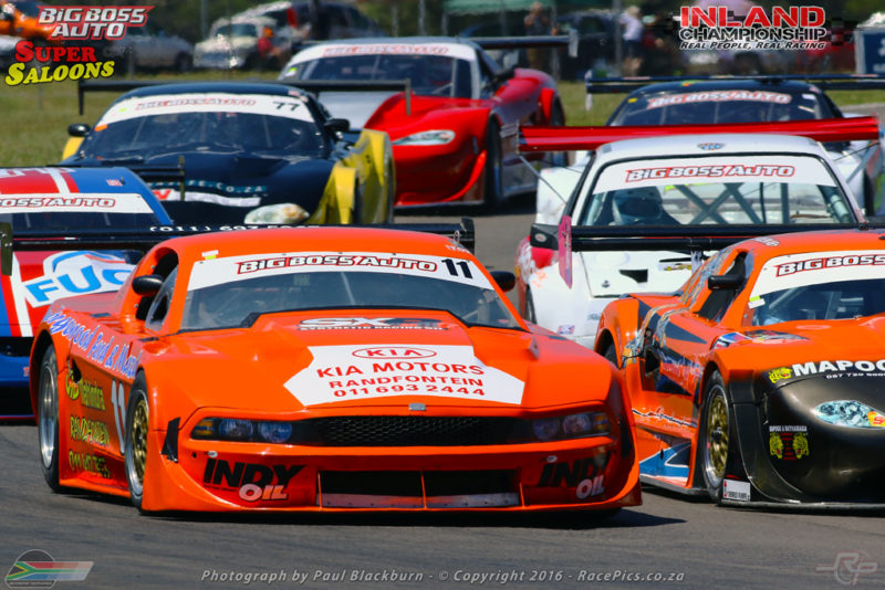 Inland Championship at Zwartkops on 16 July 2016 - Preview