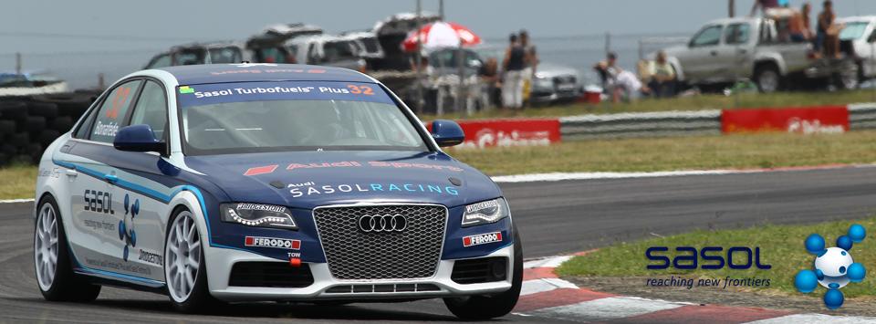 Audi Sasolracing aiming to hit a home-run at Sasol Race Day