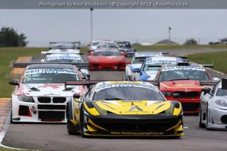 G & H Transport Extreme Supercars - Photograph by Paul Blackburn