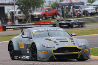 Charl Arangies (Stradale Aston Martin Vantage GT3) - G&H Transport Extreme Supercars