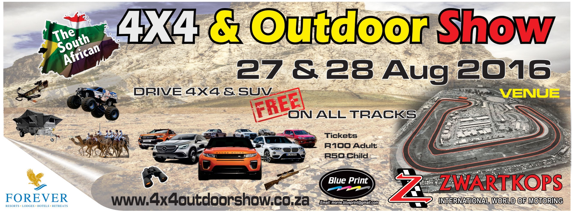 The South African 4×4 Outdoor Show – 2016