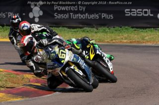 Bridgestone Thunderbikes & SUB10 SuperBikes - Photograph by Paul Blackburn