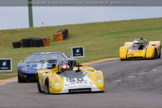 Castrol Pre 1974 International Sports Racing PrototypesTrans AmChampion of Champions - Photograph by Paul Blackburn